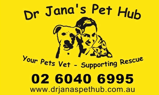 dr jana's pet hub pets supporting rescue