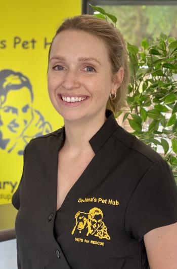 Kerrie - Senior vet nurse - Dr Jana's Pet Hub - Veterinary Clinic